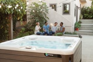 Salt Water Sanitation Systems: The Pros and Cons of Salt Water Hot Tubs