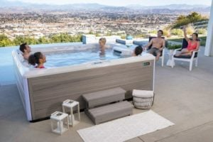 Can You Use a Hot Tub in Summer?