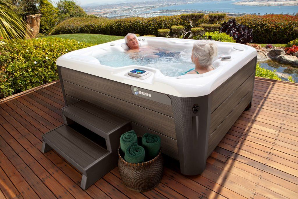 Small Hot Tubs Where Urban Dwellers Find Tranquility Hot Spring Spas