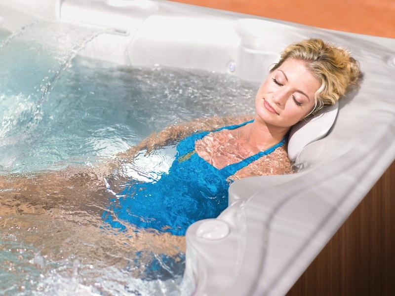 The most therapeutic hot tub is one that is used every day.