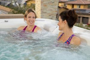 Sticking to Your New Year's Resolutions - How a Hot Tub Can Help